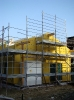Costruzione casa a Lesa - 3° giorno_3